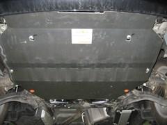 Защита картера и КПП Volkswagen Caravelle (T5) 2002-2015 V-all