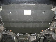 Защита картера и КПП Volkswagen Caravelle (T6) 2015- V-all