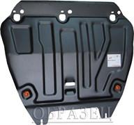Защита картера Volkswagen Crafter 2006-2011 V-2,0;2,5