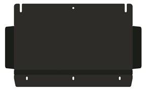 Защита РК Kia Mohave рестайлинг 3.0 2009-2017