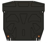 Защита картера и КПП Kiа Sorento Prime 2.2D 2015-2017